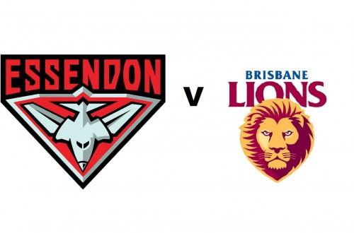 Essendon v Brisbane Lions