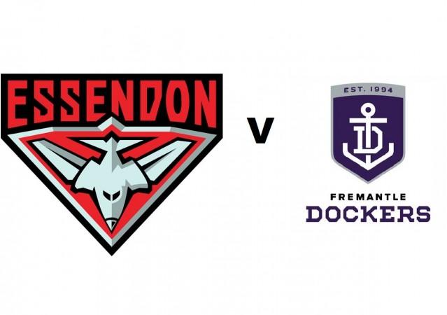 Essendon v Fremantle