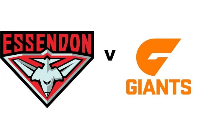 Essendon v GWS Giants