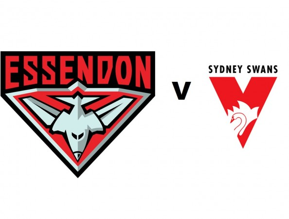 Essendon v Sydney Swans