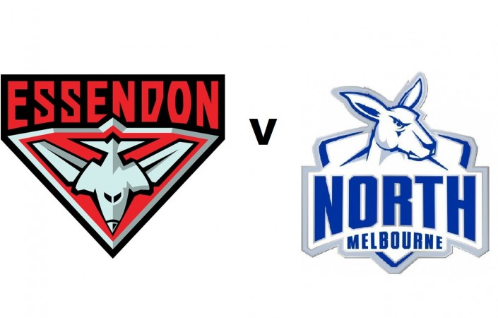 Essendon v North Melbourne