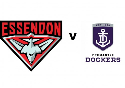 Essendon vs Fremantle Dockers