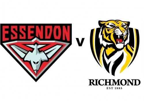 Essendon v Richmond
