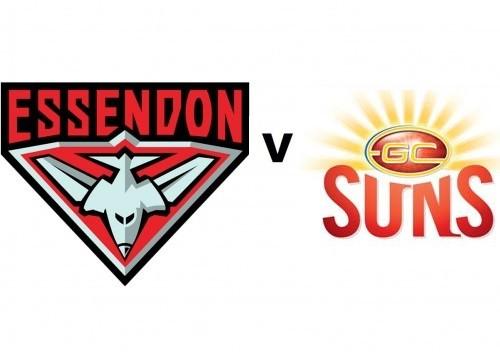 Essendon v Gold Coast Suns