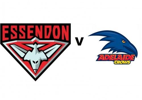 Essendon v Adelaide Crows